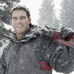 Skiing in the Colorado Rockies